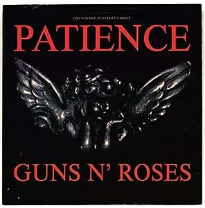 Patience [Cassette Single] [CASSETTE]