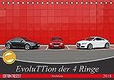 EvoluTTion der 4 Ringe (Tischkalender 2018 DIN A5 quer): Coupé und Roadster Sportwagen TT 8N - 8J - 8S (Monatskalender, 14 Seiten ) (CALVENDO Mobilitaet) [Kalender] [Apr 13, 2017] SchnelleWelten, k.A.