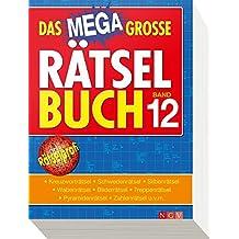 Das megagroße Rätselbuch Band 12