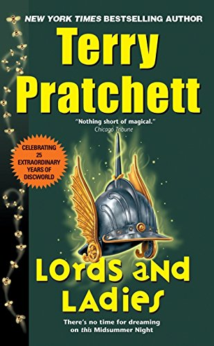 Cover of Lords and Ladies (Discworld 14)