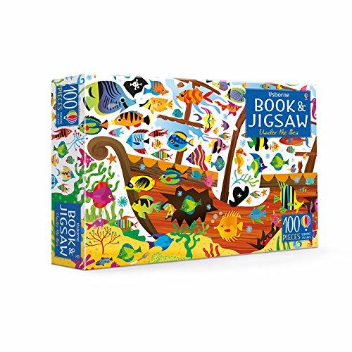 Usborne Jigsaw Under the Sea (Jigsaws) por Kirsteen Robson