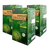 healthbuddy 100% Organic Green Tea - 3 p...