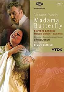 Puccini: Madama Butterfly [DVD]