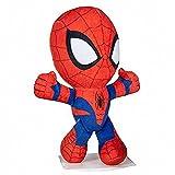 Peluche Spiderman Marvel soft 19cm...