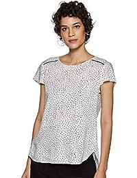 97626eff2283e0 Marks   Spencer Women s Plain Regular fit Top