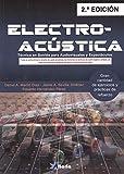 ELECTRO-ACÚSTICA Técnico en sonido para audiovisuales y espectáculos