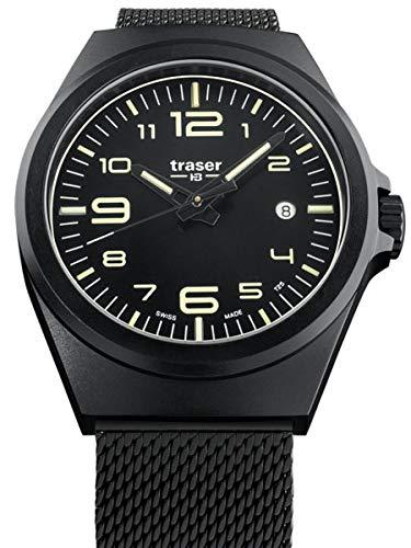 traser Classic Essential Black