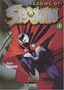 Shadows of Spawn Edition simple Tome 1