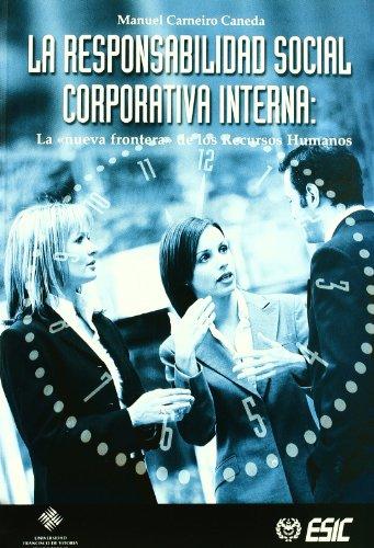 Libro Recursos humanos y responsabilidad social corporativa