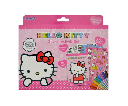 Ciao Kitty - Sticker Kit (HKCA9083) - Ciao Kitty Kit