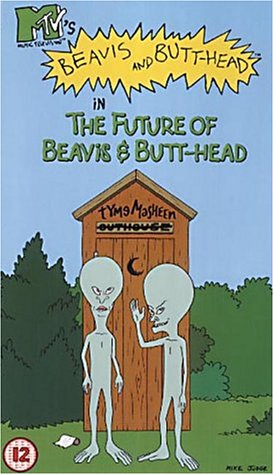 beavis-and-butt-head-vhs-uk-import