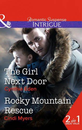 book cover of Girl Next Door / Rocky Mountain Rescue