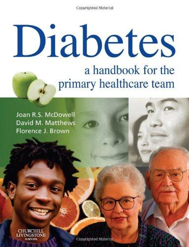 Diabetes: A Handbook for the Primary Healthcare Team