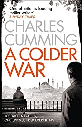 A Colder War (Thomas Kell Spy Thriller, Book 2)