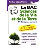 Je me teste sur... Le BAC Sciences de la Vie et de la Terre Tle S (logiciel d'autoévaluation inclus)
