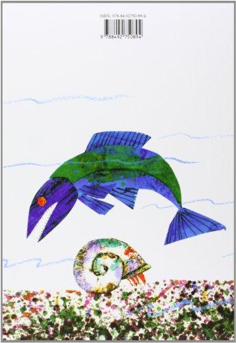 Libro Una casa para el cangrejo ermitaño di Eric Carle