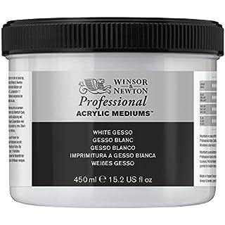 Winsor & Newton 474ml Acrylic White Gesso