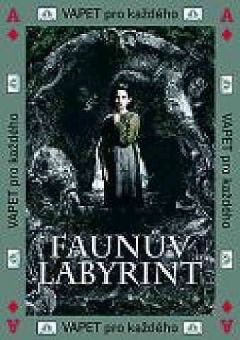 Faunuv labyrint (El Laberinto del Fauno (Pan`s Labyrinth)) [paper sleeve]