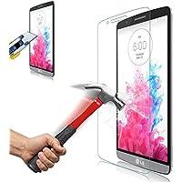 Pellicola in vetro temperato per LG G 3 display proteggi schermo
