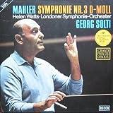 Mahler: Symphonie Nr. 3 d-moll [Vinyl Doppel-LP] [Schallplatte]