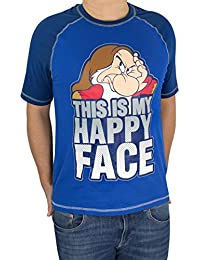 Disney Grumpy Mens Grumpy T-Shirt