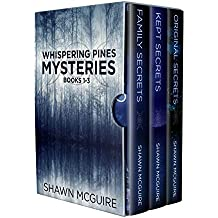 Whispering Pines Mysteries Box Set: Books 1-3