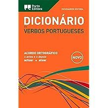 DICIONARIO EDITORA DE VERBOS PORTUGUESES