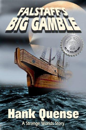Book cover image for Falstaff's Big Gamble