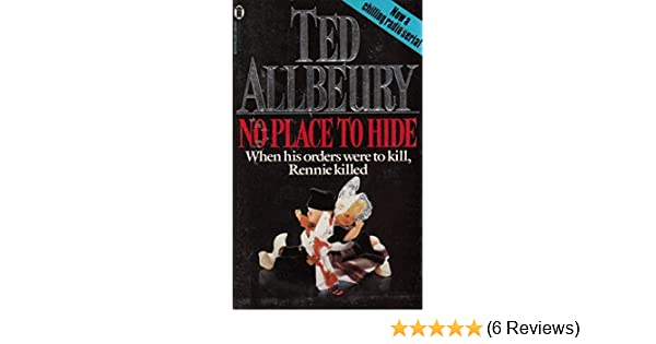 no place to hide allbeury ted