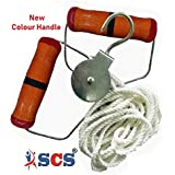 SCS Pulley and Rope Hand Shoulder Exerciser