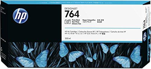 HP 764 Tintenpatrone Fotoschwarz, 300 ml -