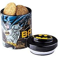 Batman DC Comics - Tarro de cerámica para Galletas, Multicolor