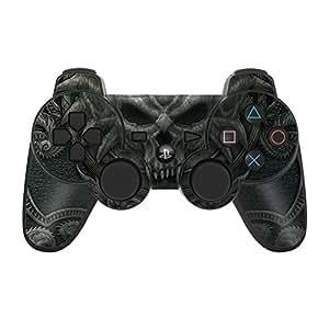 """PS3 personnalisés Modded Controller """"Exclusive Design- Black Book"""" - COD avancée Warfare, le destin, FANTÔMES Zombie Auto Aim, Drop Shot, Reload Fast & MORE"""