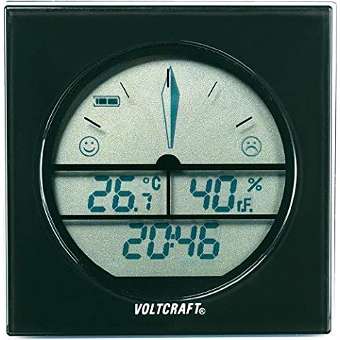 VOLTCRAFT HygroCube 55 - Estación meteorológica doméstica
