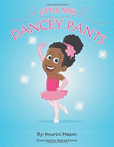 Little Miss Dancey Pants