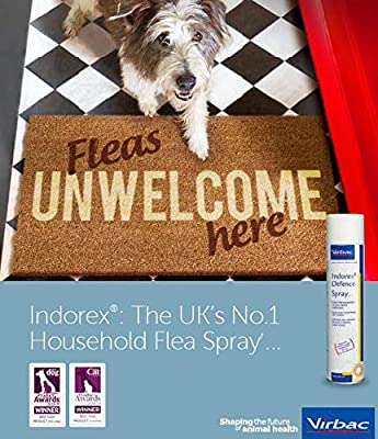 Virbac Indorex Defence Household Flea Spray from Virbac