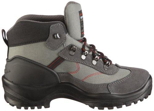 Grisport Scamosciato V.18 Gritex 10664S18G, Scarpe da trekking unisex adulto Grigio (Grau/Antracite)