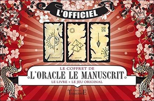 Le coffret de l'Oracle Le Manuscrit - Livre + jeu par Gérard Barbier