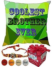 Coolest Brother Ever   Rakshabandhan Gift For Brother   Rakhi Gift For Sister   Gift For Rakshabandhan   Gift...