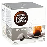NESCAFÉ Dolce Gusto Barista, Pack of 3 (Total 48 Capsules, 48 Servings)