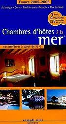 Chambres d'hôtes à la mer : Les guides des chambres d'hôtes