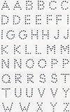 Dritz Bügelbild 3/4-Zoll Rhinestud Buchstaben–Silber
