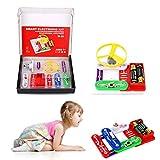Virhuck W-35 Bloques electrónicos para niños presentes- Multicolor