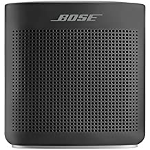 Bose® SoundLink Color II - Altavoz Bluetooth, negro