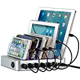 Best I Phone Docking Station - BMS Lifestyle 6-Port USB Charging Station Dock Review