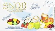 Crispo Confetti Snob - Gusti e Colori Assortiti - 1 Confezione da 500 g