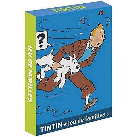 Hergé - Tintin - Jeu de familles 1 - Moulinsart 2151982