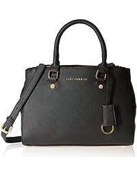 Lino Perros Women's Handbag (Black) - B01N05VF6T