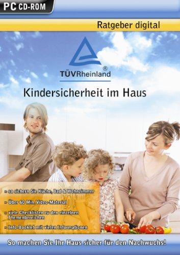 TÜV Ratgeber Digital: Kindersicherheit im Haus