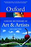 The Concise Oxford Dictionary of Art and Artists (Oxford Paperback Reference)